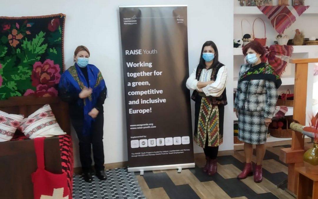 Primul Centru Demo RAISE s-a deschis oficial în România